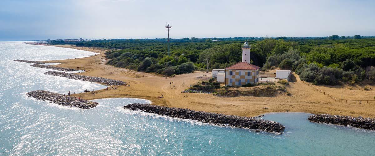 Faro di Bibione: storia, escursioni, come arrivare, eventi e orari ...